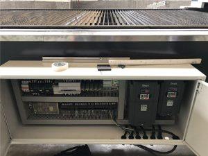yüksek güç ss lazer kesim makinesi tamamen kapalı tip bilgisayar operasyonu