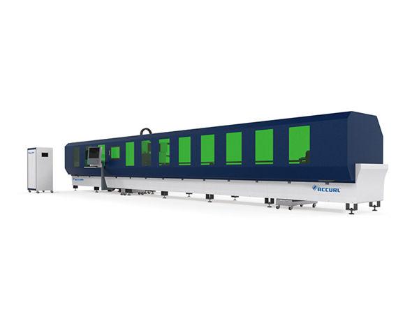 metal yüksek güç lazer kesim makinası, fiber lazer ekipmanları 0.003mm doğruluk