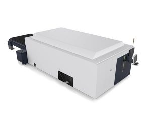 Metal levha / tüpler endüstriyel lazer kesim makinesi çift motorlu yüksek son cnc sistemi