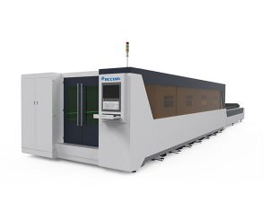 Metal için 4000w su soğutma yüksek güç lazer kesim makinası
