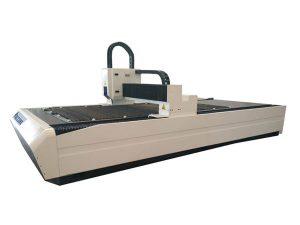 kaynaklı çerçeve lazer ışını kesme makinası toz giderme sistemi ile yüksek çıkış gücü