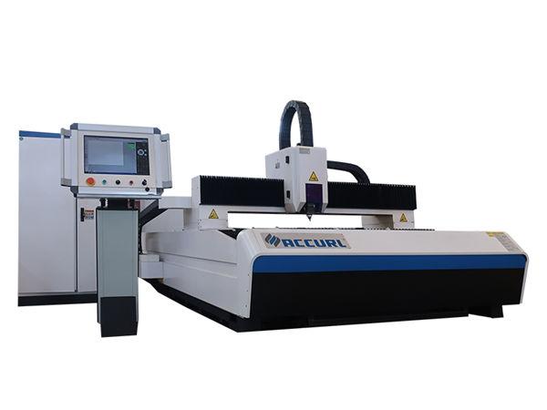 Karbon çelik levha lazer kesim cnc makinesi, fiber lazer kesim ekipmanları