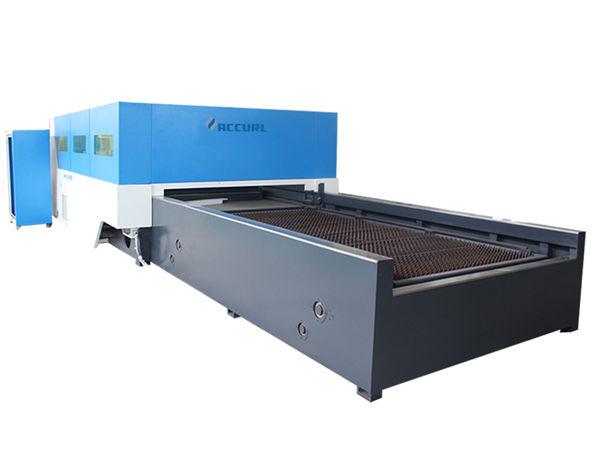 70 w testere bıçağı cnc fiber lazer kesim makinesi için metal ile yüksek hız