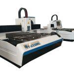 Metal / alaşımlı çelik / bakır için orijinal fiber lazer lazer kesim makinesi