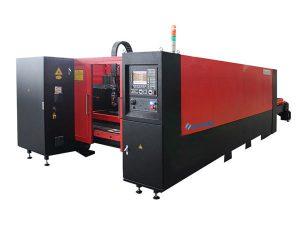 1000w endüstriyel lazer kesim makinesi düşük gürültü karbon çelik kesim için yüksek doğruluk