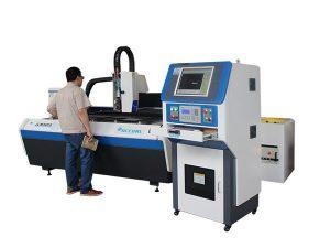 paslanmaz çelik hassas fiber lazer kesim makinesi yüksek hızlı top açık yapı