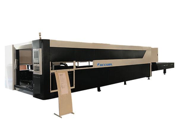 1.5kw endüstriyel cnc lazer kesim makinesi / ekipman 380 v, 1 yıl garanti