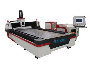 Otomatik optik yerleştirme sistemi ile kompakt fiber optik yol endüstriyel lazer kesim makinesi
