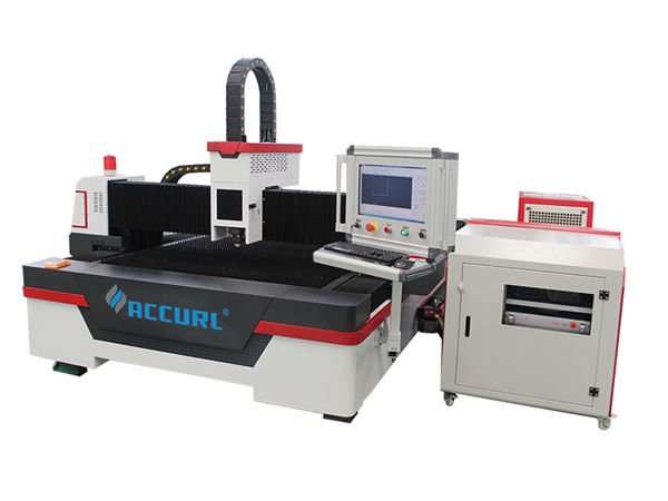 2000 w / 3000 w fiber lazer metal kesme makinası ac380v 50 hz cypcut kontrol sistemi