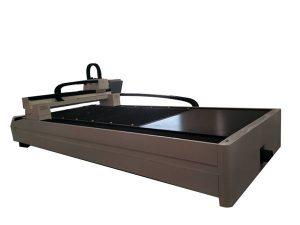 plaka / tüp metal fiber lazer kesim makinesi tek çalışma masası