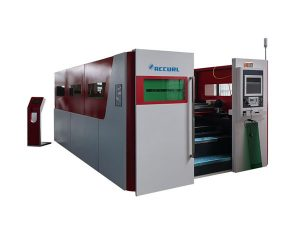 otomatik endüstriyel lazer kesim makinesi yüksek hızlı çift değişim tablosu