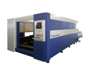 380v / 50hz lazer çelik kesme makinası, akıllı fiber optik lazer kesici