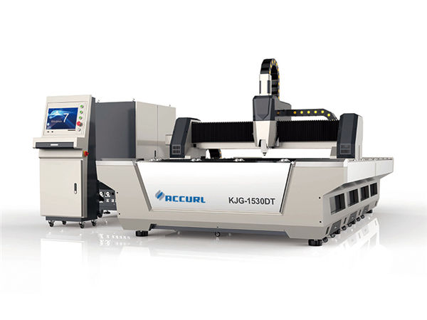 Endüstriyel hassas lazer kesim makinesi, 800w demir lazer kesim makinesi