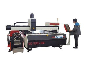 Makineleri için profesyonel fiber lazer tüp kesme makinası ışık yolu sistemi