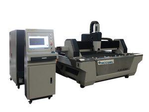 800w fiber lazer tüp kesme makinası sabit çalışma masası ile yüksek hassasiyetli