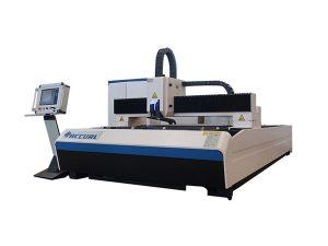 Paslanmaz çelik fiber lazer tüp kesme makinası 100mm z eksen yolu 380 v üç faz