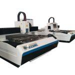 Elektrik cnc lazer tüp kesici, tüp kesme lazer makineleri kolay işlemler