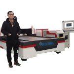 Ip54 3 eksen lazer metal kesme makinaları fiber lazer kaynağı 380 v 50/60 hz