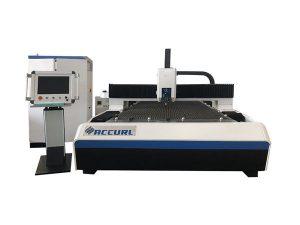 Farklı fiber şekiller için endüstriyel fiber lazer tüp kesme makinası otomatik yükleme