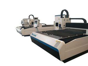 Endüstriyel malzeme metal lazer kesme makinası / çelik kesme donanımları